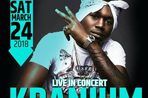 Saturday March 24th Hosted by Kranium at Oshawa Music Hall