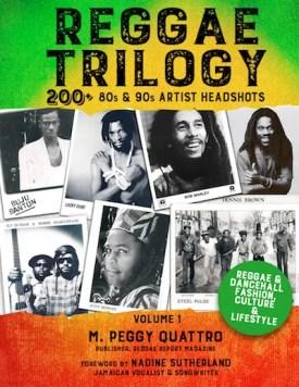 Reggae Trilogy: 200+ 80s & 90s Artist Headshots Vol. !