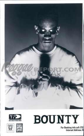 bounty killer jamaican dancehall dj reggae