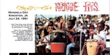 Mandela Day - Kingston July 24, 1991
