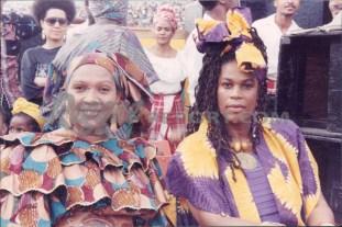 Marcia Griffiths and Judy Mowatt