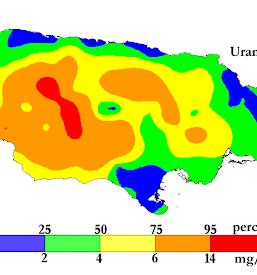 Uranio Jamaica