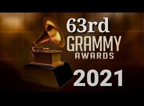 grammy award 63°