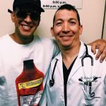 Daddy Yankee Sale Del Hospital