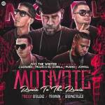 JVO The Writer Ft. J Alvarez, Franco El Gorila, Pusho & Jowell – Motivate (Remix To The Remix)