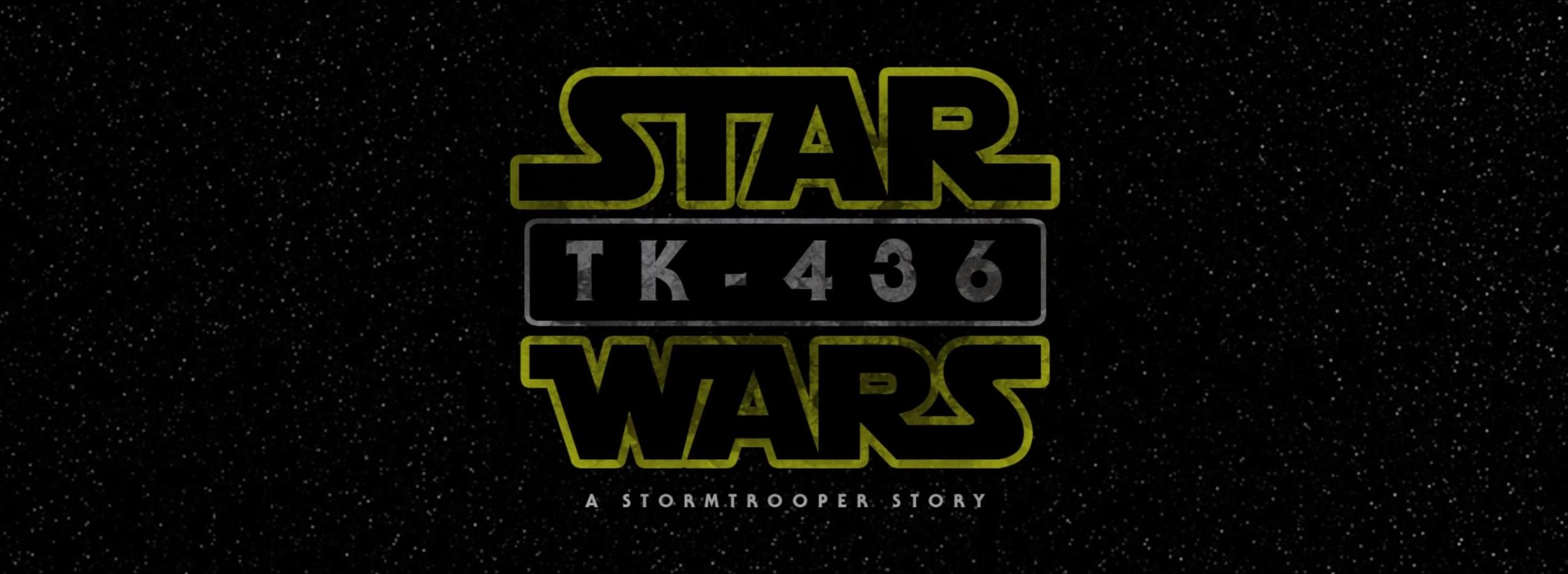 TK-436: A Stormtrooper Story – Star Wars Fan Film