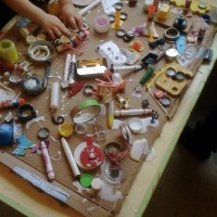 Loose Parts et Ressources disponibles