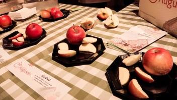 Die verschiedenen Augustiner Apfelsorten