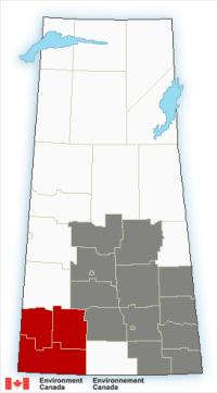 June 22 Saskatchewan Environment Canada