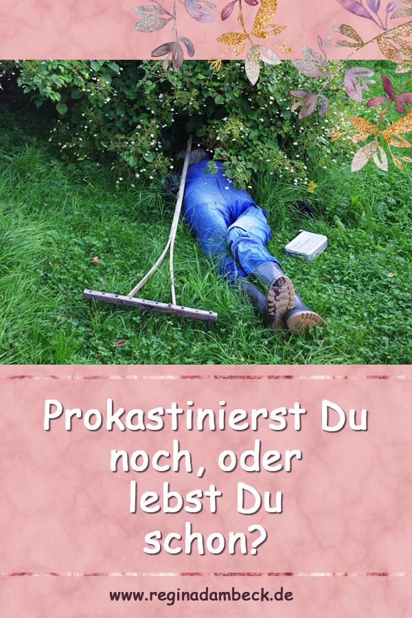 Prokastination