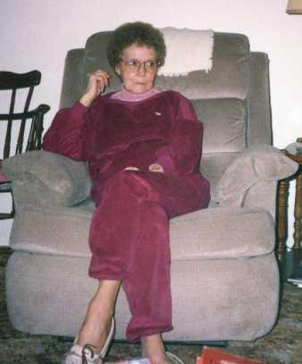 Grandma Kite - January 1990