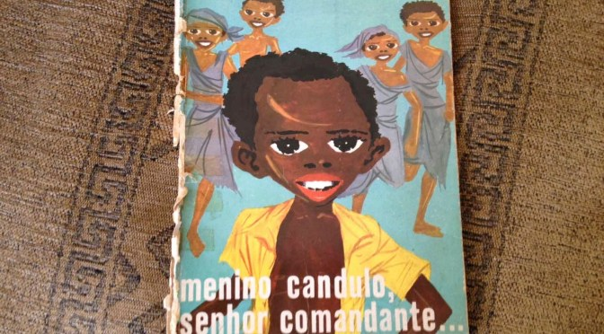 Writing 101 Day 4: Story of Loss – Menino Candulo Senhor Comandante