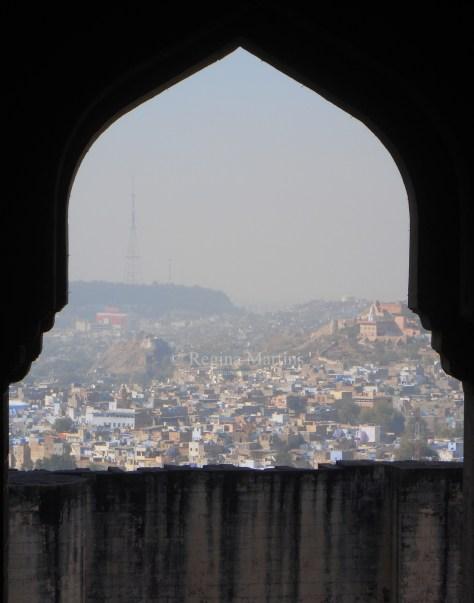 Jodhpur, Mehrangarh Fort, India, Rajasthan
