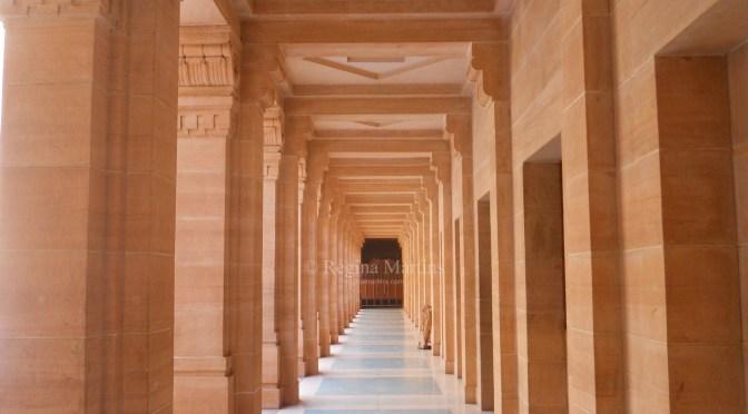 Umaid Bhawan Palace, Jodhpur, India, Rajasthan, Golden Triangle
