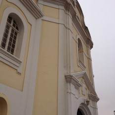 church in Swakopmund portrait - reginamartins