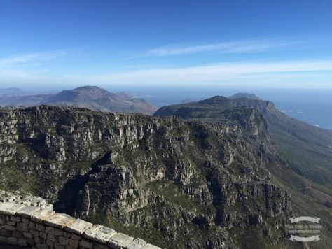 A beautiful panorama as seen from the top of Table Mountain ©2016 Regina Martins