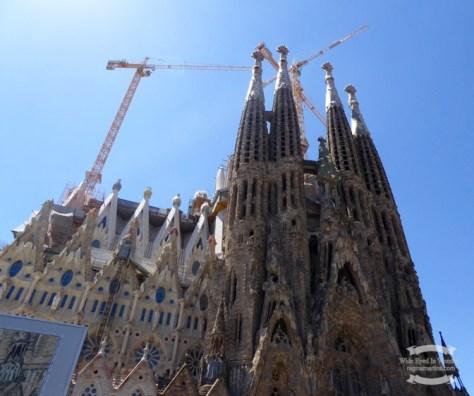 Sagrada Familia ©2016 Regina Martins