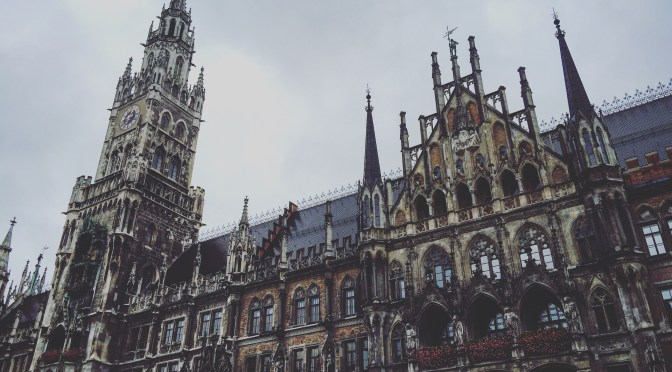 WordPress Weekly Photo: Marienplatz