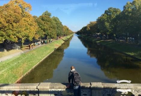 Nymphenburg Canal ©2016-2017 Regina Martins