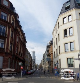 A perspective of a street ©2017 Regina Martins