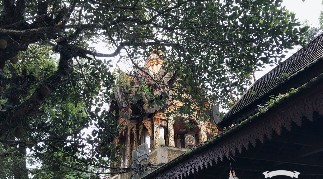 A to Z challenge Chiang Mai