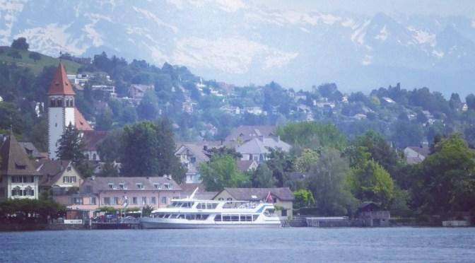 Blogging from A to Z Zurich