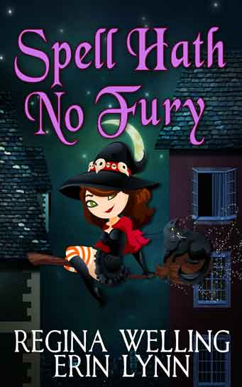 Cover for Spell Hath No Fury