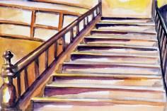 Camiña Balay nga Bato Escalera