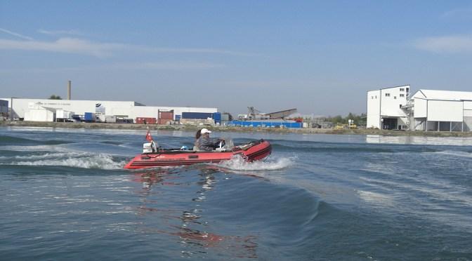 Motorisierter Wassersport