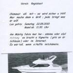 Bootsausflug Nieffer Kanal