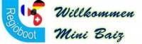 Plakat Willkommen Minibaiz