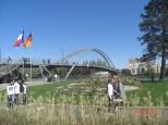 Dreiländerbrücke, km 170.4 LU