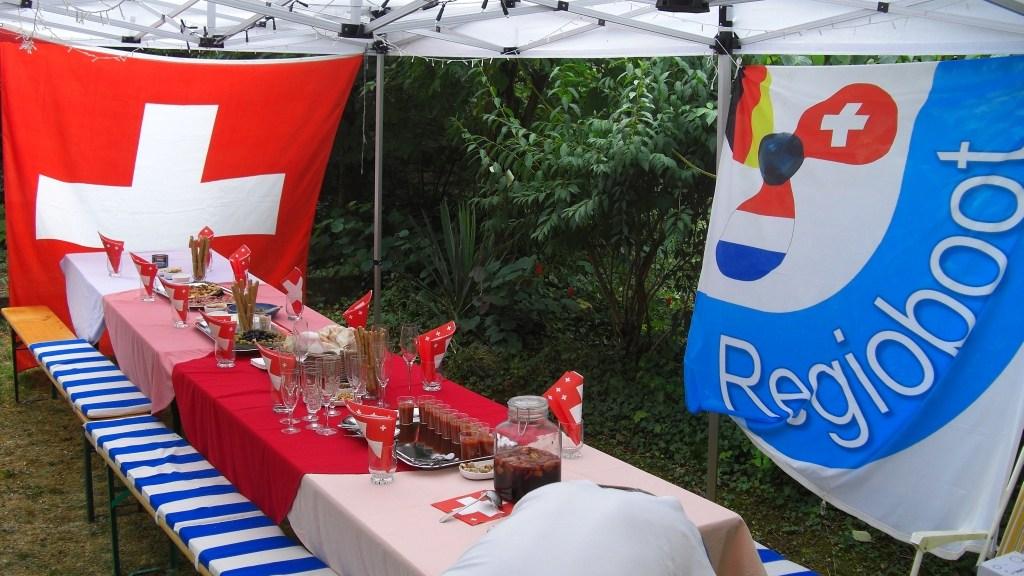 Gartenfest 1.August 2016