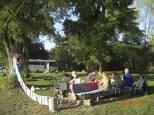 18:07h Picknick am Stauwehr Märkt
