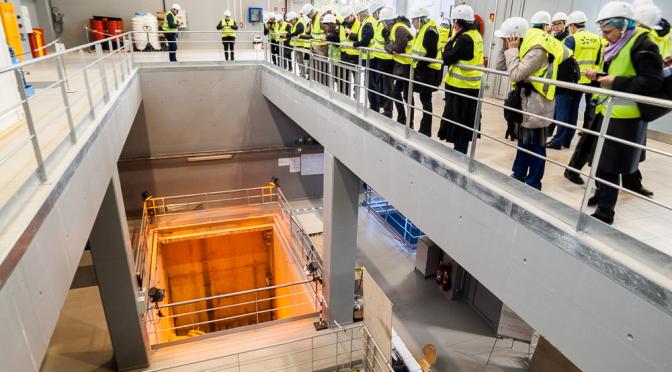 Bericht Besichtigung EDF Centrale K 22.08.2018