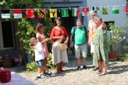 unsere brasilianischen Gäste