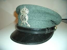 Il berretto rigido da truppa