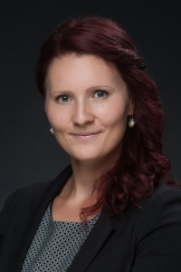 Christina Ludwig, Leiterin des Naturalienkabinetts in Waldenburg