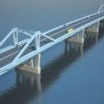 В Самаре круглосуточно строится Фрунзенский мост