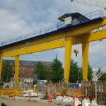 Промышленные и строительные краны