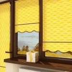 Прекрасное решение для пластиковых окон – рулонные шторы