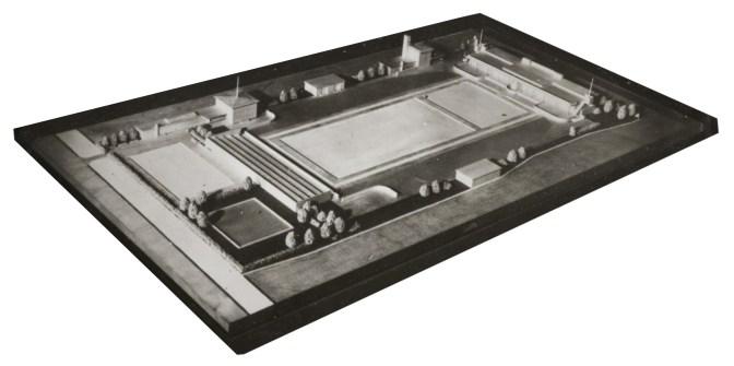 Eerste Plan. 1933. Vervaardiger onbekend. Licentie CC-BY. Collectie Regionaal Archief Alkmaar. Catnr: RAA011015134