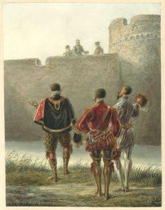 Spaanse onderhandelaars