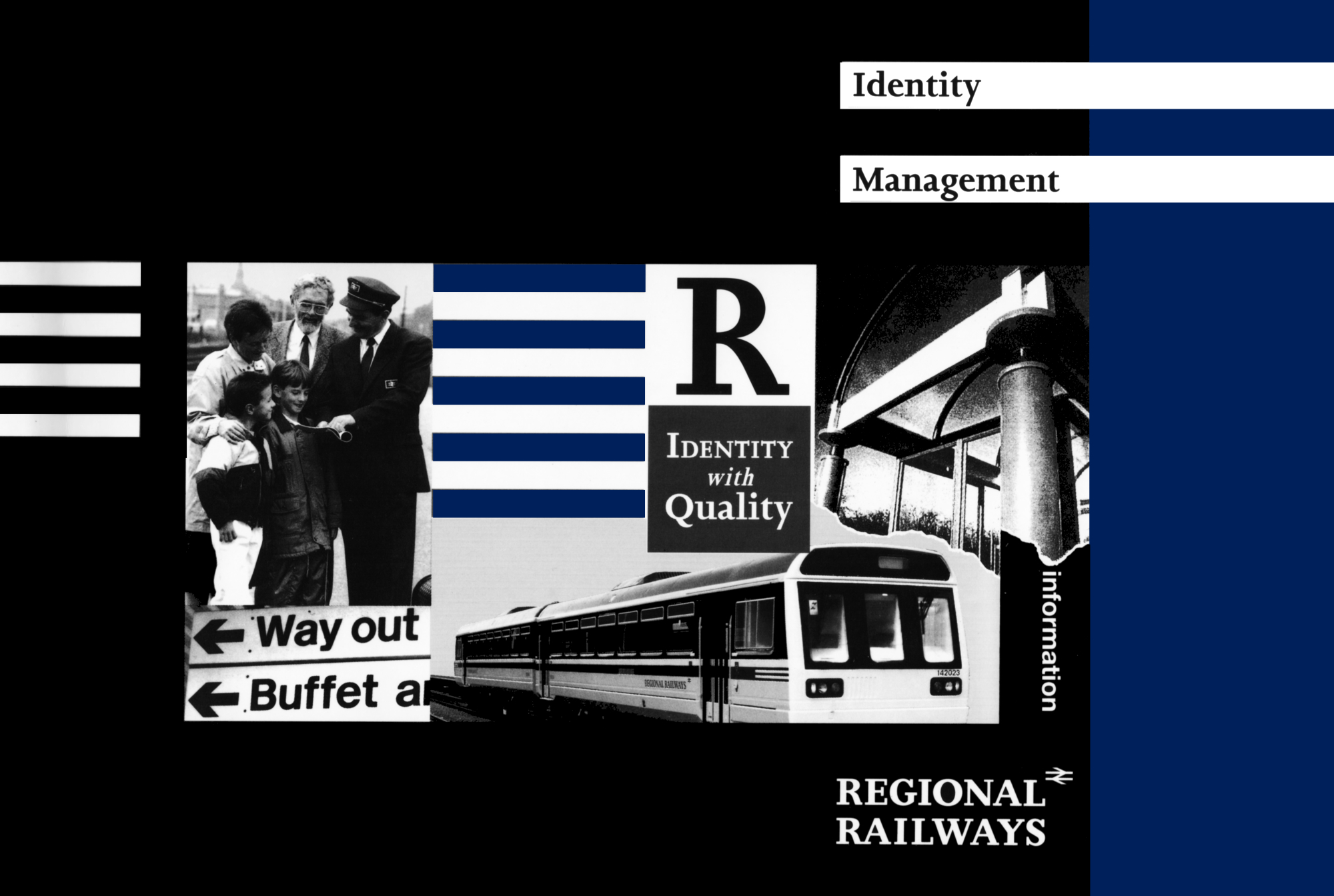 Regional Railways identity management