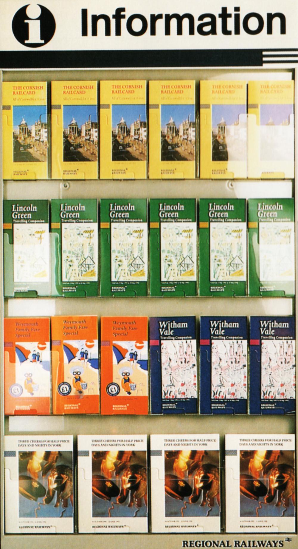 Leaflet rack