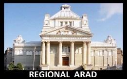 PALATUL CULTURAL regional arad sigla