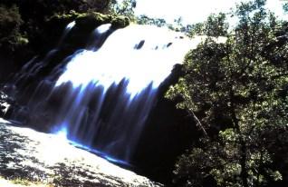 McKenzie Falls, Grampians, Western Victoria - Time exposure