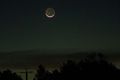 Slither moonset