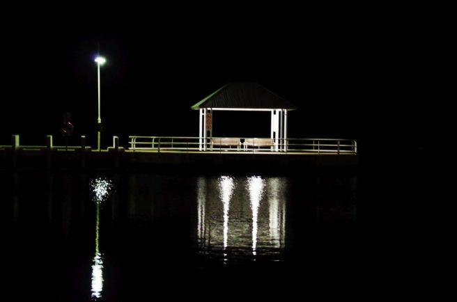 jetty at Lakes E