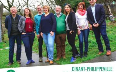 Mai 2019 – Il faudra compter avec ECOLO dans l'arrondissement de Dinant-Philippeville